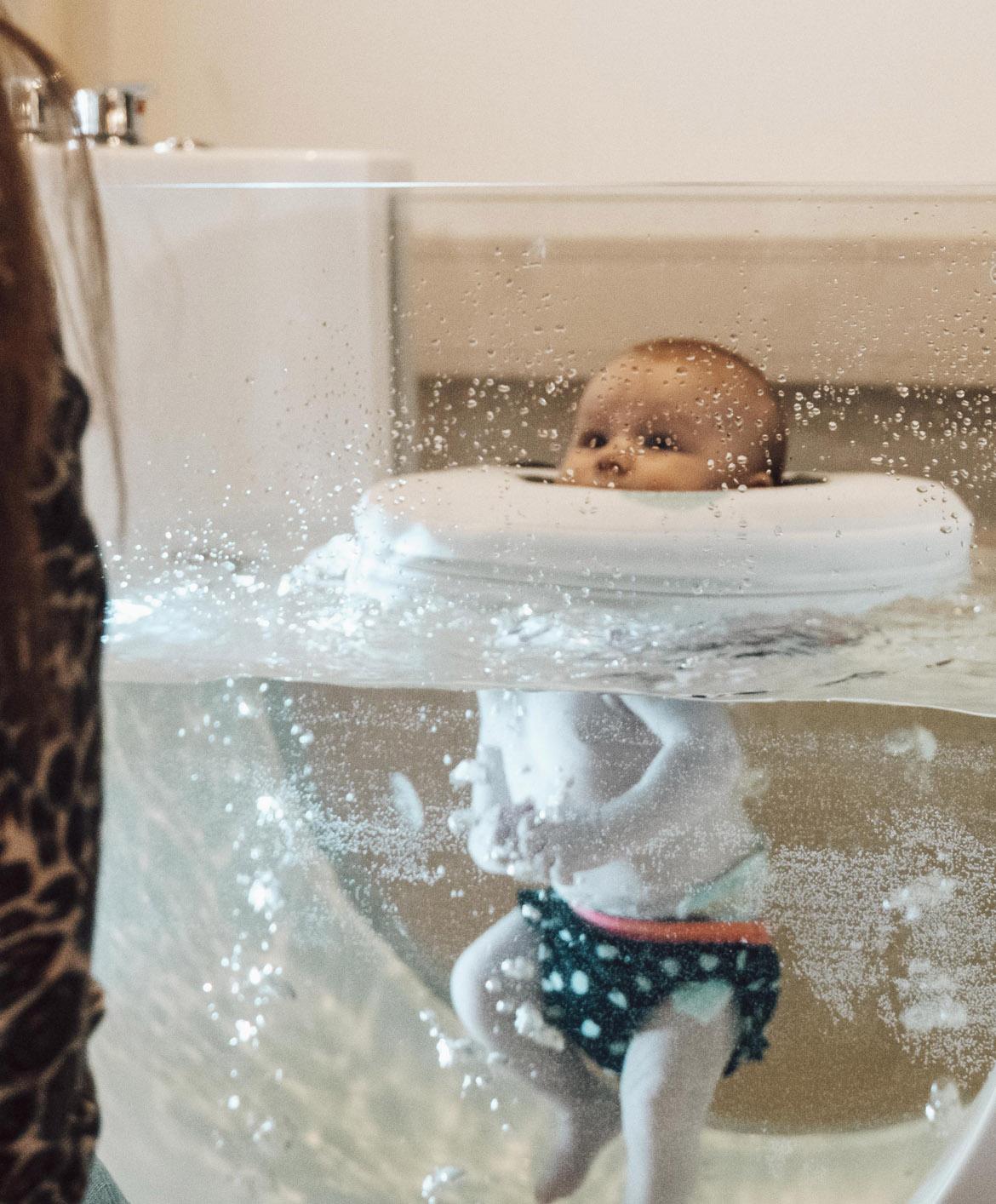 Floaten @ B-Flow baby Spa Gramsbergen